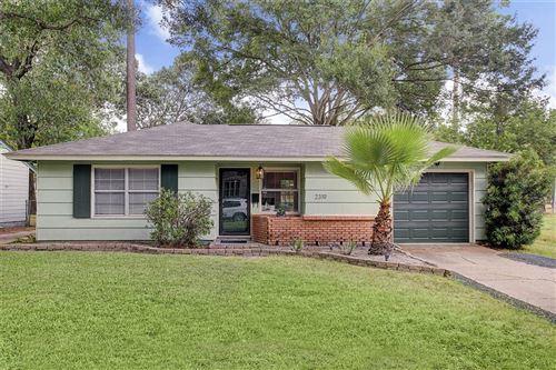 Photo of 2319 Althea Drive, Houston, TX 77018 (MLS # 32480151)