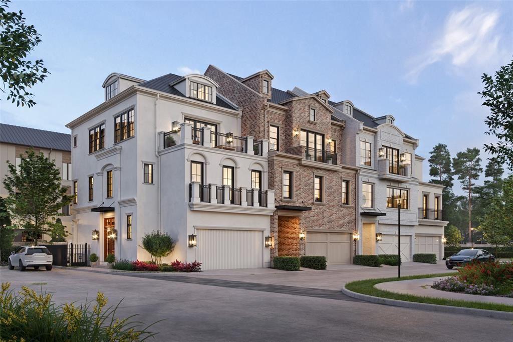 110 Wellington Row Road, Houston, TX 77024 - #: 80890151