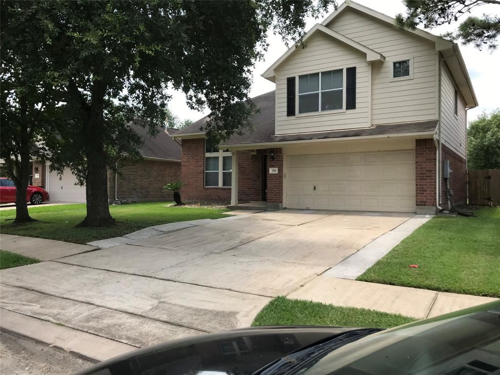 206 Mammoth Springs Lane, Dickinson, TX 77539 - MLS#: 47206152