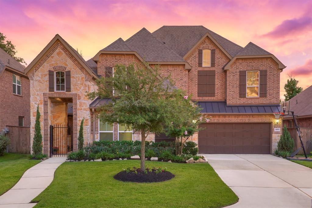 4919 Sawmill Terrace Lane, Spring, TX 77389 - #: 10840153