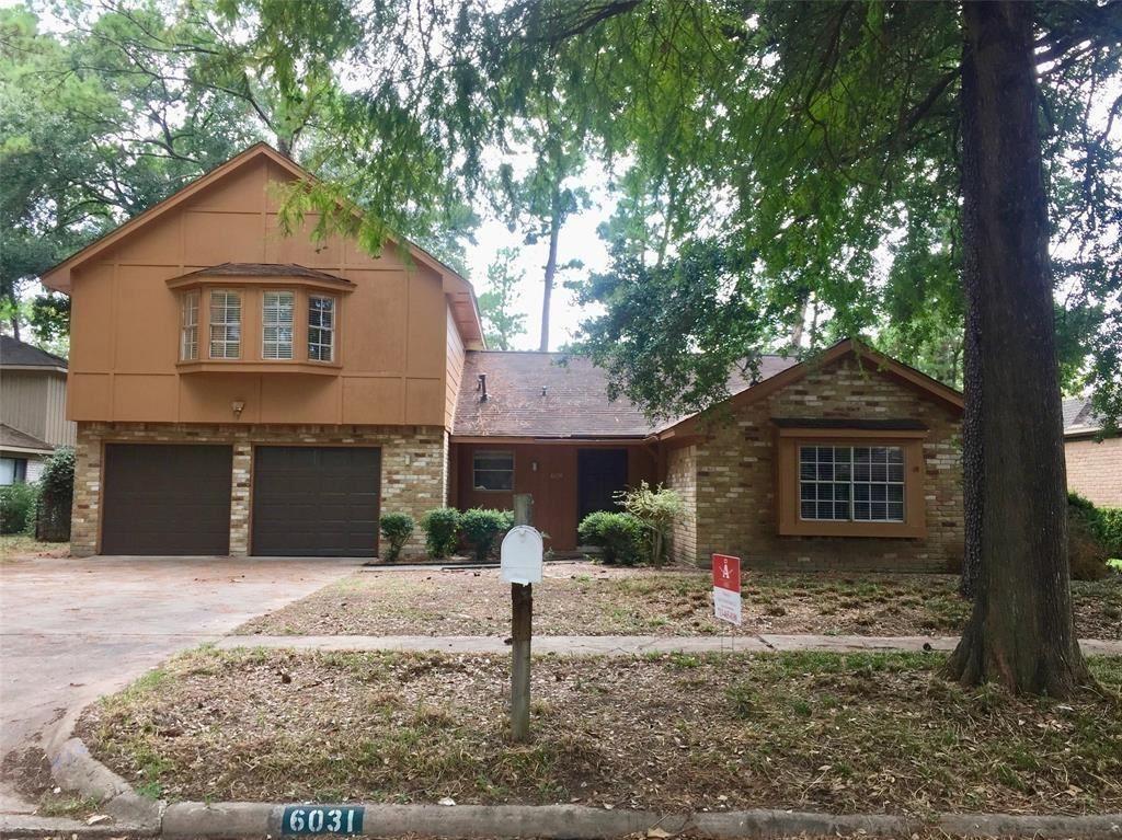 6031 Darkwood Drive, Houston, TX 77088 - #: 39281154