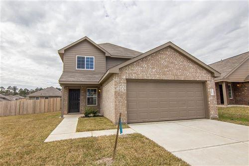Photo of 13803 Winding Path Lane, Willis, TX 77378 (MLS # 94224155)