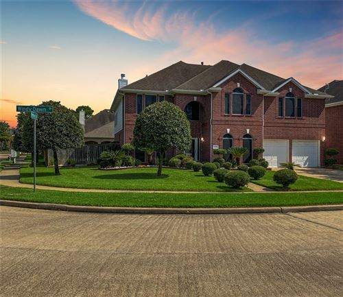 Photo of 11319 Windy Dawn Drive, Pearland, TX 77584 (MLS # 85163156)
