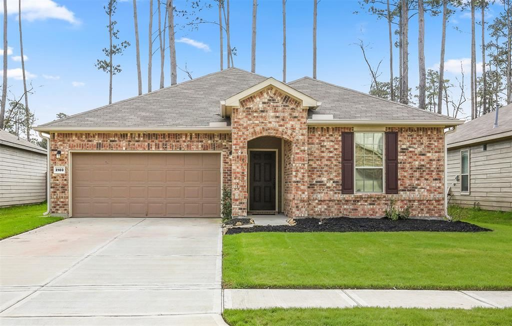 2103 Lost Timbers Drive, Conroe, TX 77304 - #: 75732156