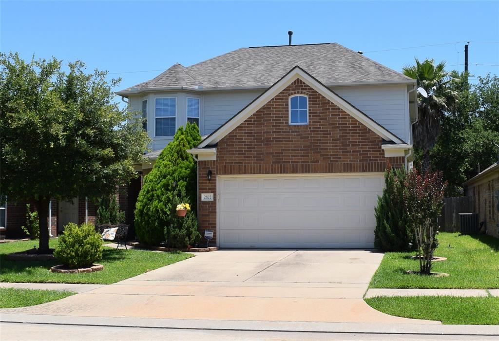 2822 Youpon Lake Ct Court, Houston, TX 77084 - MLS#: 38129162