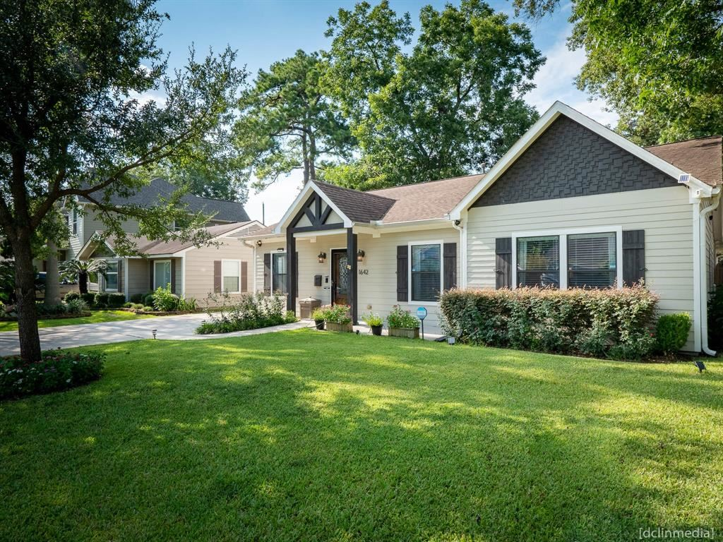 1642 Chippendale Road, Houston, TX 77018 - #: 35647164