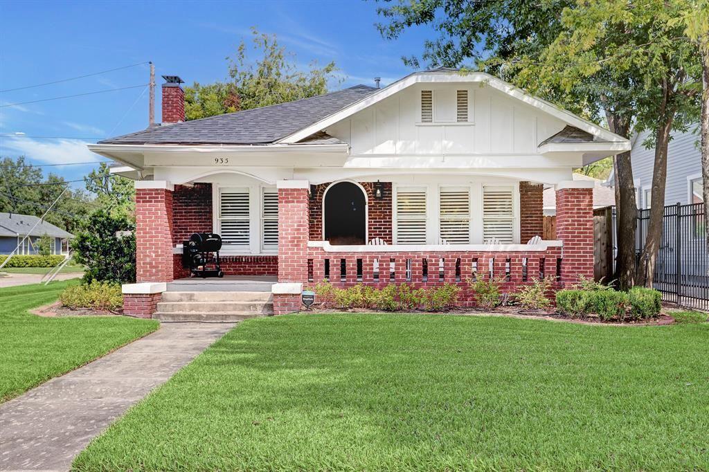 935 W Cottage Street, Houston, TX 77009 - MLS#: 48343164