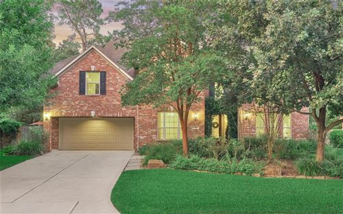 Photo of 14 Skipwith Place, The Woodlands, TX 77382 (MLS # 85837165)