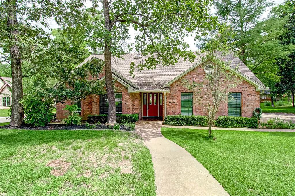 1944 Foxbriar Drive, Huntsville, TX 77340 - MLS#: 76146166