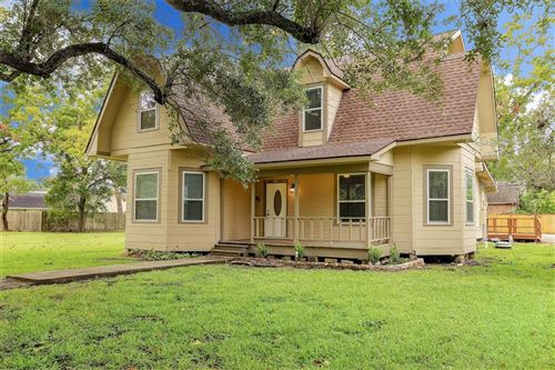 Photo of 14306 4th Street, Santa Fe, TX 77517 (MLS # 15825167)