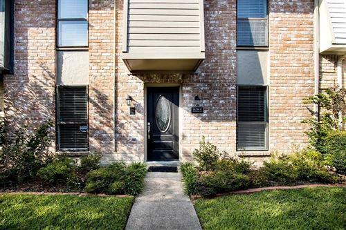 Photo of 14724 Perthshire Road #C, Houston, TX 77079 (MLS # 77360169)
