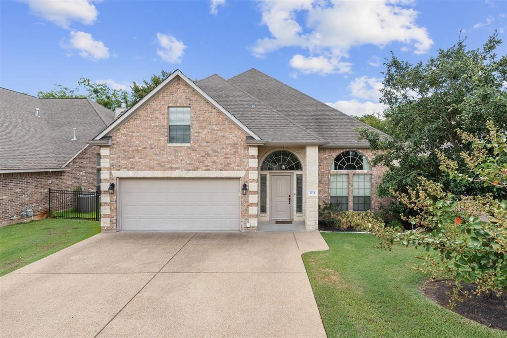 1734 Creekside Circle, College Station, TX 77845 - MLS#: 20690169