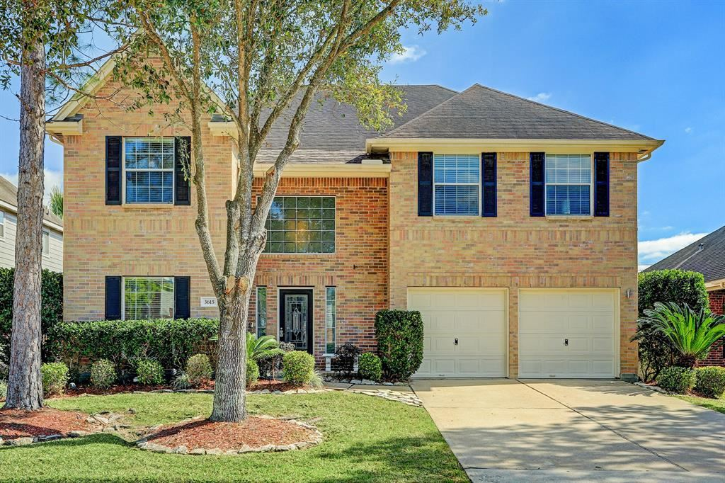 3615 Pine Valley Drive, Pearland, TX 77581 - #: 92136171
