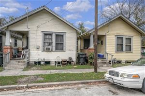 Photo of 3510 & 3512 Nagle Street, Houston, TX 77004 (MLS # 54035172)