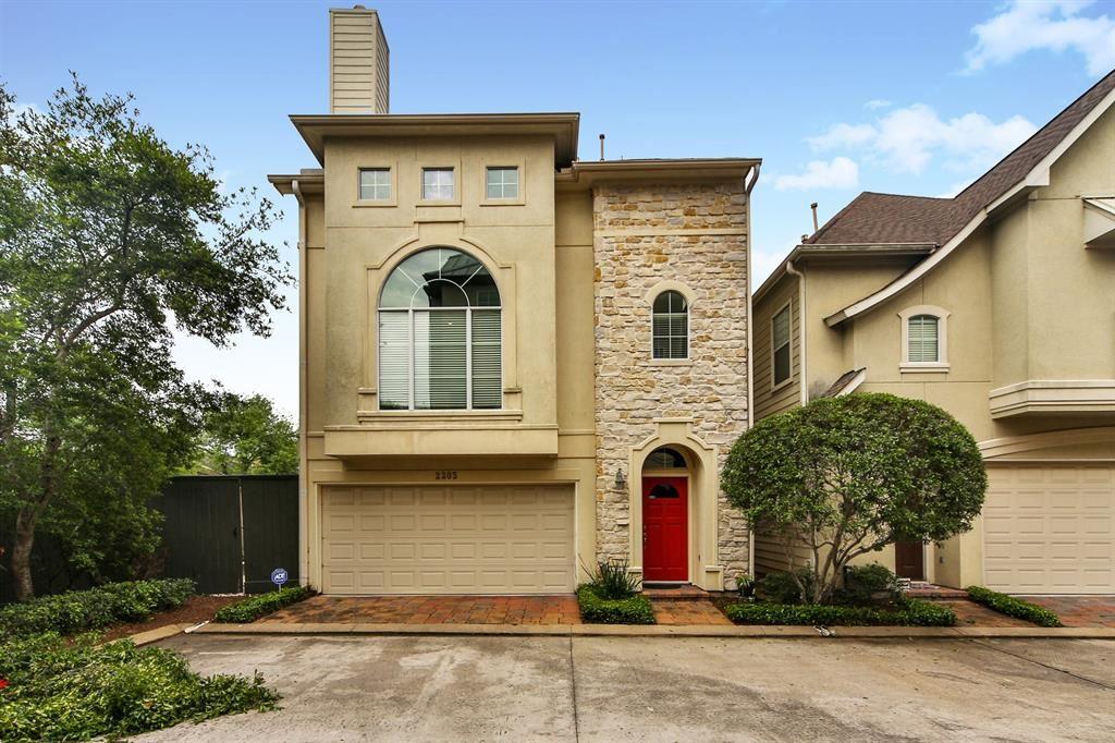 2203 Hilshire Trail Drive, Houston, TX 77080 - MLS#: 87795172