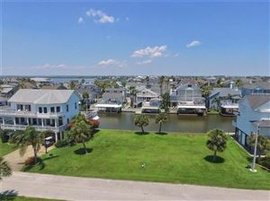 Photo of LOT 99 Treasure Circle, Galveston, TX 77554 (MLS # 18998173)