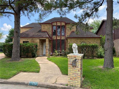 Photo of 7534 Cart Gate Drive, Houston, TX 77095 (MLS # 6434173)