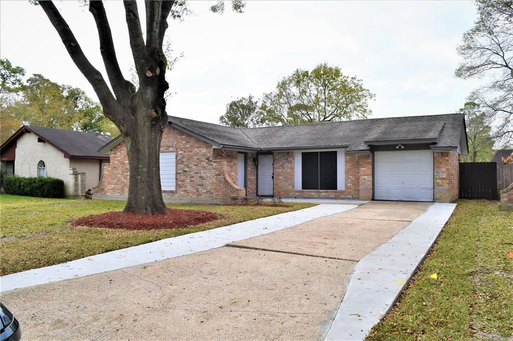 7607 Vernwood Street, Houston, TX 77040 - MLS#: 54792173