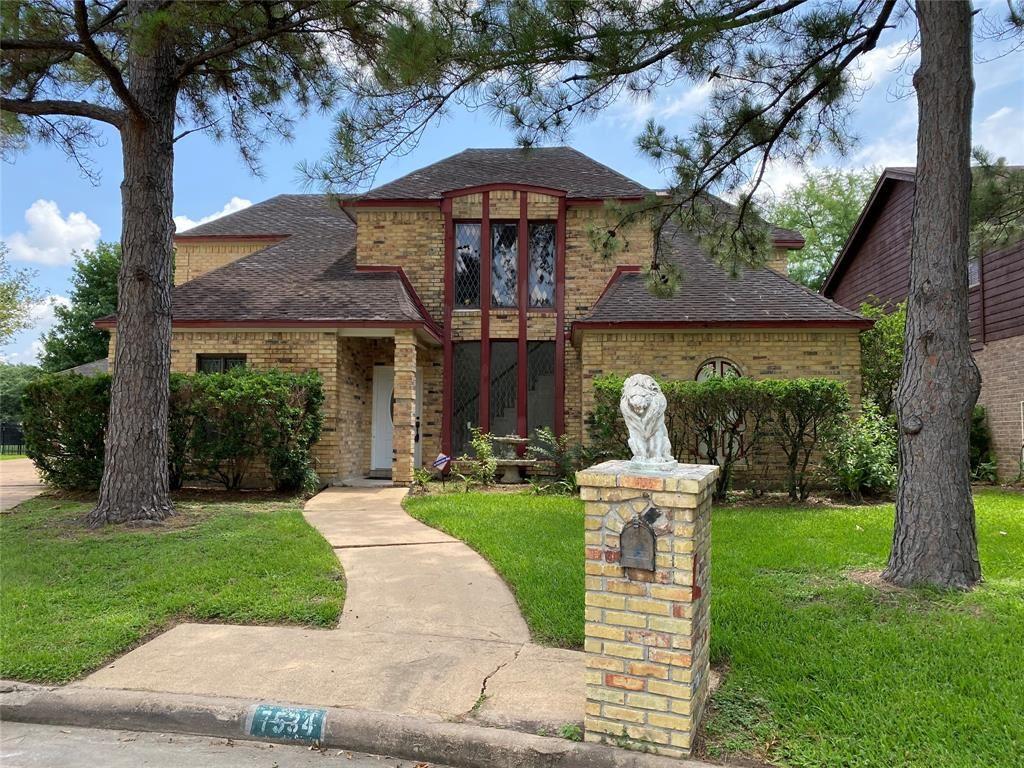 7534 Cart Gate Drive, Houston, TX 77095 - #: 6434173