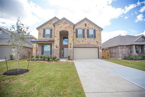 Photo of 13703 Madera Bend Lane, Rosharon, TX 77583 (MLS # 41664174)