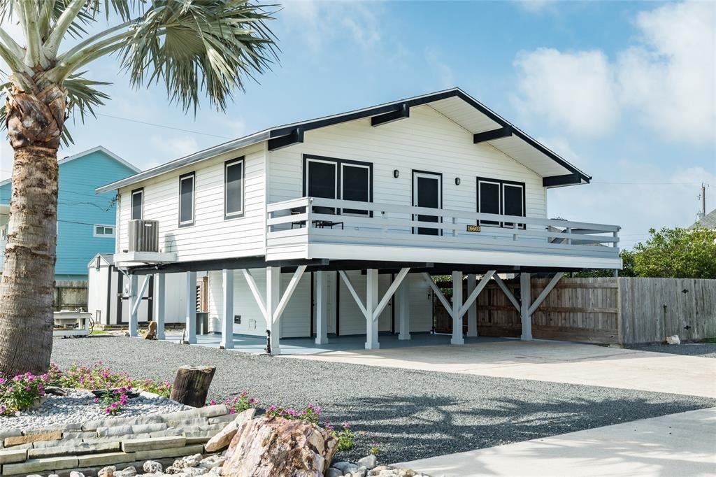 16603 John Davis Road, Jamaica Beach, TX 77554 - MLS#: 34624174