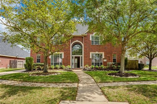 Photo of 2907 Gorom Court, Pearland, TX 77584 (MLS # 48474175)