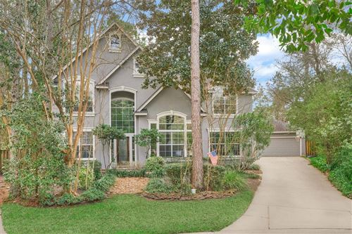 Photo of 10 Harvest Green Place, The Woodlands, TX 77382 (MLS # 89801176)