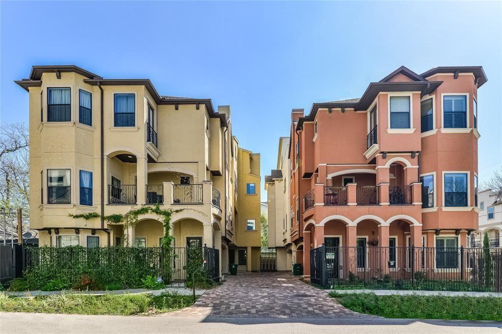 910 Snover Street #C UNIT C, Houston, TX 77007 - MLS#: 23859177