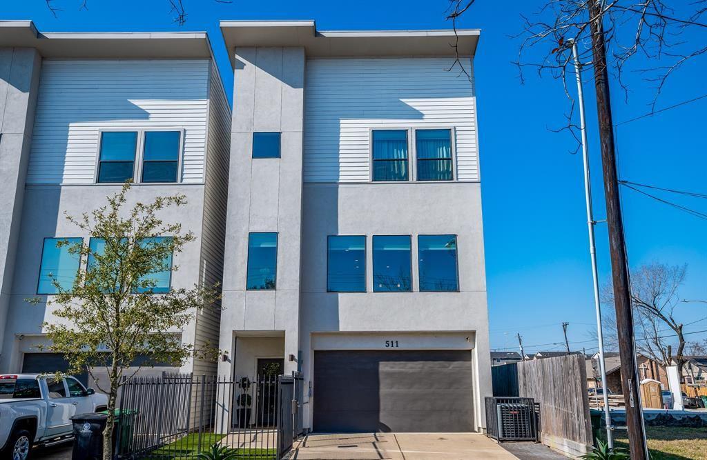511 Gregg Street, Houston, TX 77020 - MLS#: 68436177