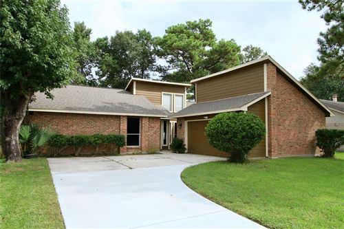 Photo of 7015 Foxmont Lane, Humble, TX 77338 (MLS # 73226178)