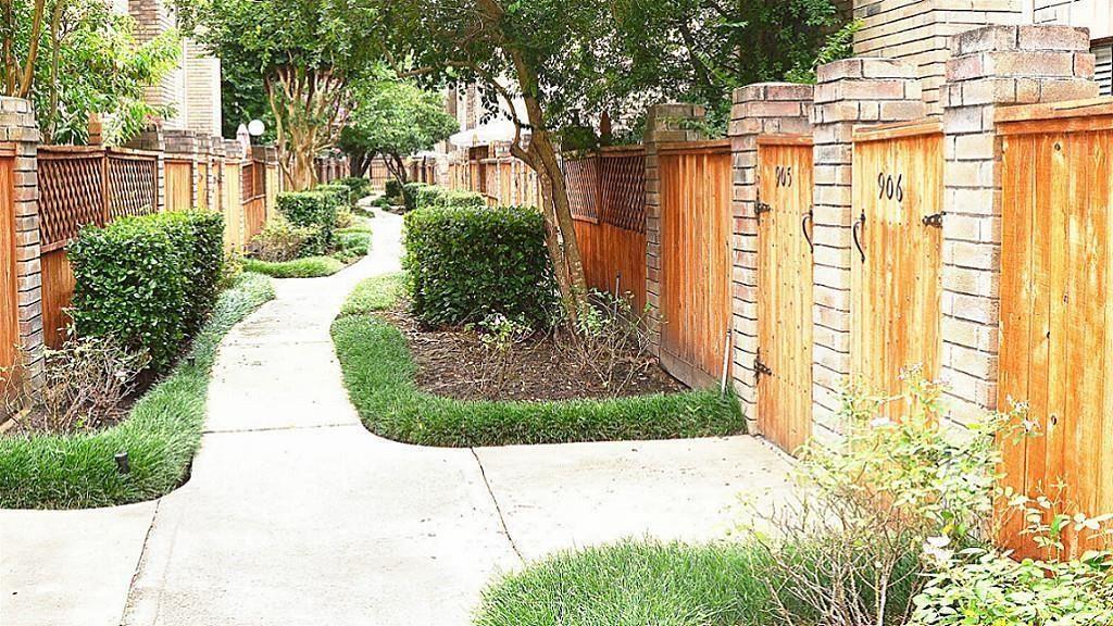 9850 Pagewood Lane #906, Houston, TX 77042 - MLS#: 31034180