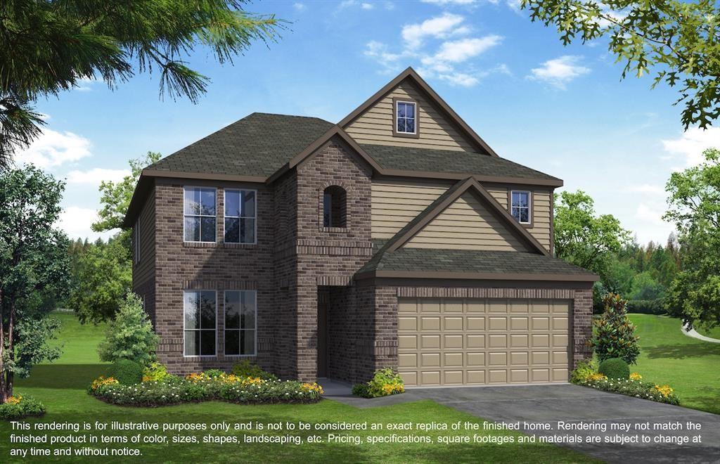 100 Highland Prarie Way, Waller, TX 77484 - MLS#: 32039182