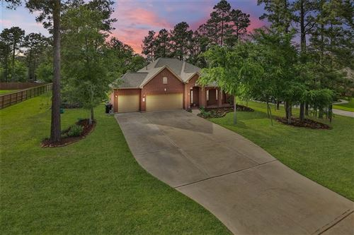 Photo of 17707 Country Meadow, Magnolia, TX 77355 (MLS # 18561183)