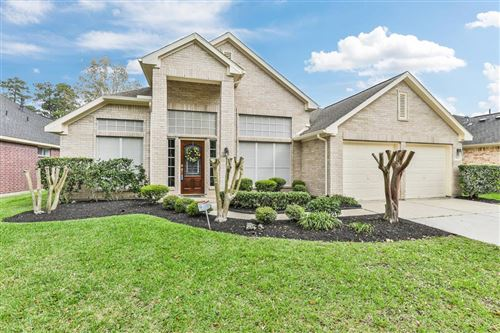 Photo of 12835 Cambridge Eagle Drive, Houston, TX 77044 (MLS # 61001183)