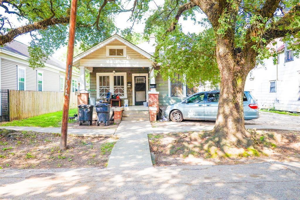 1915 Terry Street, Houston, TX 77009 - #: 78167183