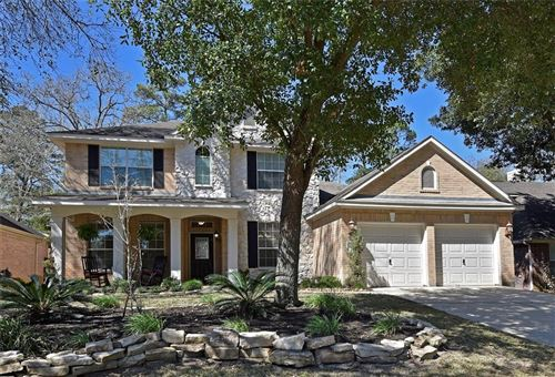 Photo of 67 N Rambling Ridge Place, The Woodlands, TX 77385 (MLS # 75246185)