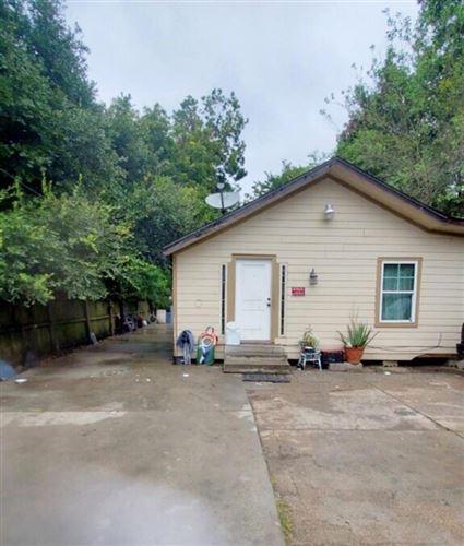 Photo of 1605 Warwick Road, Houston, TX 77093 (MLS # 71848186)