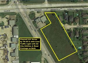 Photo of 0 Hwy 35 and John Lizer Highway, Pearland, TX 77581 (MLS # 89839186)