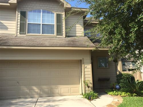 Photo of 27 Aquiline Oaks Place, The Woodlands, TX 77382 (MLS # 17720189)