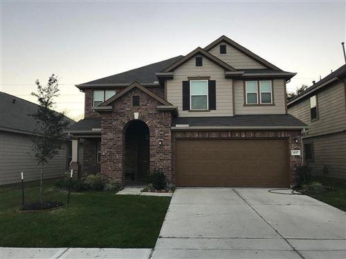 Photo of 14327 Cypress Cascade Lane, Houston, TX 77068 (MLS # 63152191)