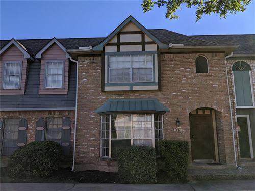 Photo of 11002 Hammerly Boulevard #36, Houston, TX 77043 (MLS # 66812191)