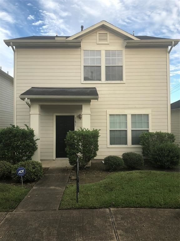 1677 Nichole Woods Drive, Houston, TX 77047 - MLS#: 20648195