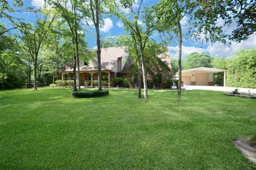 Photo of 14364 Hillshire Drive, Willis, TX 77318 (MLS # 29692196)