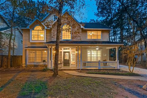 Photo of 35 Tender Violet Place, The Woodlands, TX 77381 (MLS # 72076197)
