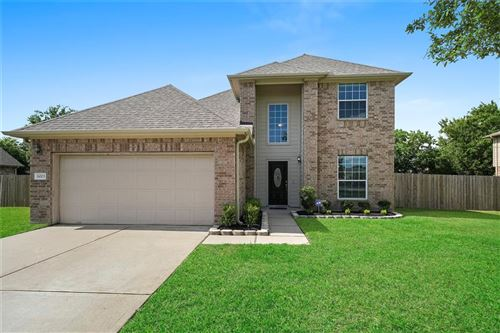 Photo of 6003 Hickory Hollow Drive, Pearland, TX 77581 (MLS # 81884197)