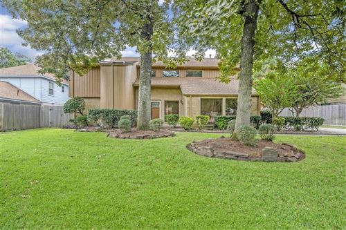 Photo of 8322 Rebawood Drive, Humble, TX 77346 (MLS # 93538198)