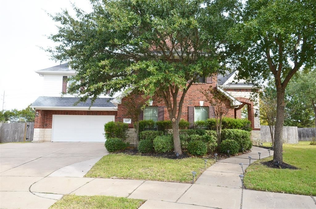 5502 Gracefield Manor Court, Katy, TX 77450 - #: 58916201
