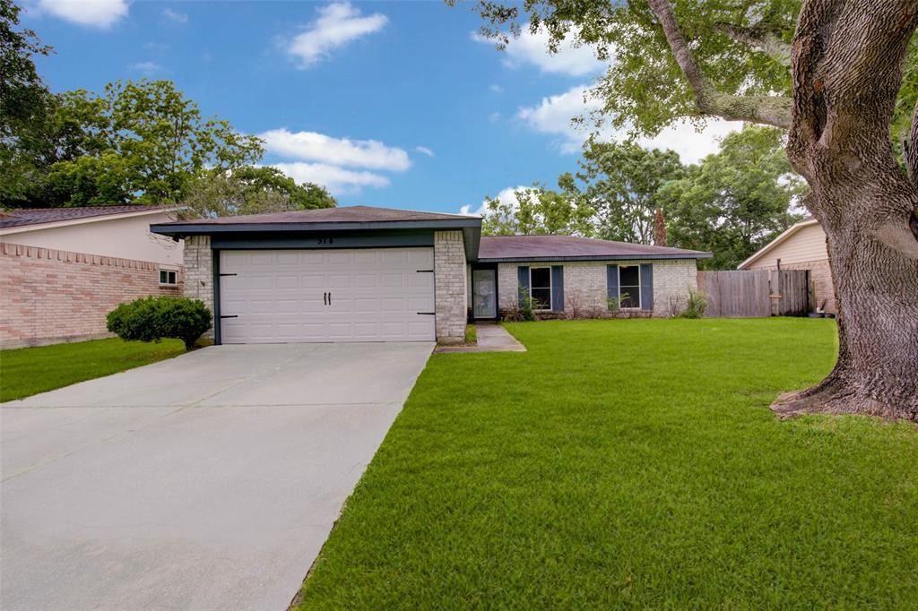 314 Morningside Drive, League City, TX 77573 - MLS#: 68641201