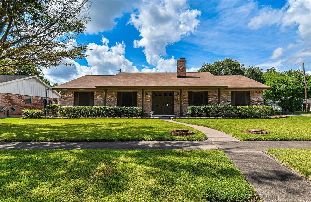 9419 Roos Road, Houston, TX 77036 - MLS#: 91262206
