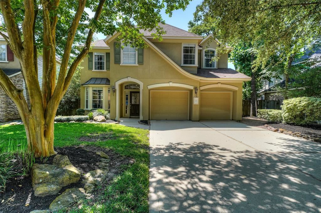 Photo for 51 N Altwood Circle, The Woodlands, TX 77382 (MLS # 39471208)